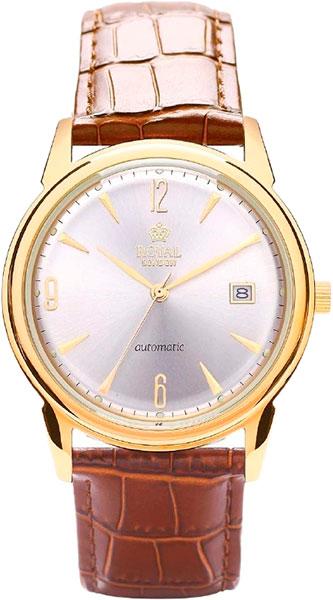 Мужские часы Royal London RL-41174-01 royal london royal london 90008 01 pocket