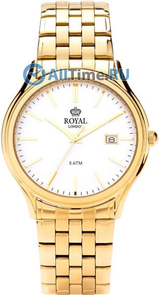 Мужские часы Royal London RL-41187-03 мужские часы royal london rl 41227 03