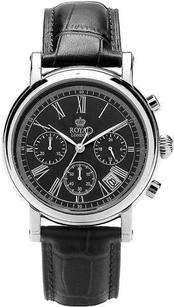 Мужские часы Royal London RL-41187-04 Мужские часы Oris 735-7641-41-64LS