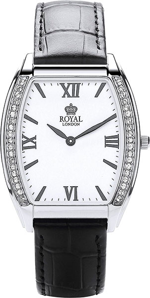 Мужские часы Royal London RL-41208-01 royal london rl 21210 01 royal london