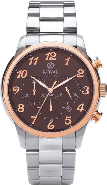 Мужские часы Royal London RL-41216-09 все цены