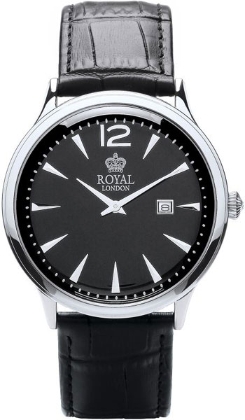 Мужские часы Royal London RL-41220-01 royal london rl 40000 01 royal london