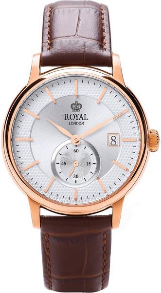 где купить  Мужские часы Royal London RL-41231-04  по лучшей цене