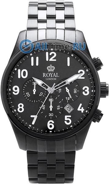 Купить Наручные часы RL-41232-02  Мужские наручные часы в коллекции Sports Royal London