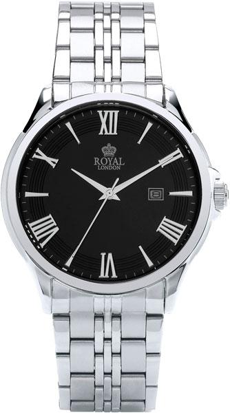 Мужские часы Royal London RL-41292-01 мужские часы royal london rl 41327 05