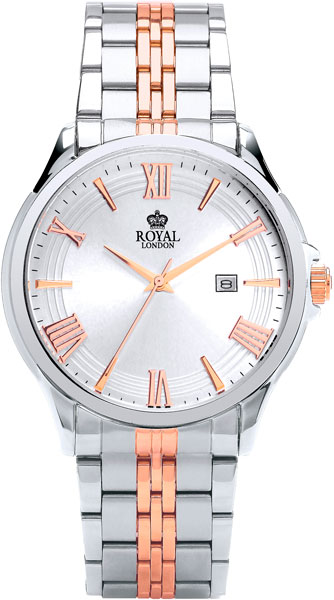 Мужские часы Royal London RL-41292-05 биплант биплант настольная игра эрудит easy english подарочный