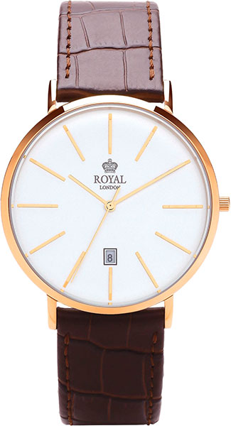 где купить Мужские часы Royal London RL-41297-02 по лучшей цене