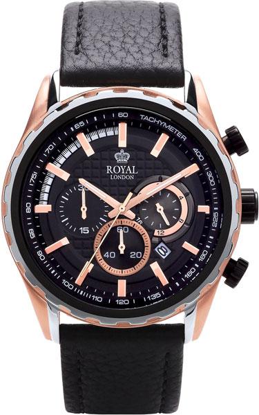 Мужские часы Royal London RL-41342-09 Мужские часы Festina F20284/1