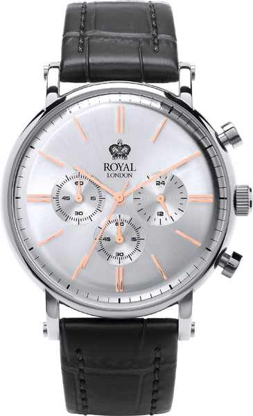 Мужские часы Royal London RL-41330-01 royal london rl 21210 01 royal london