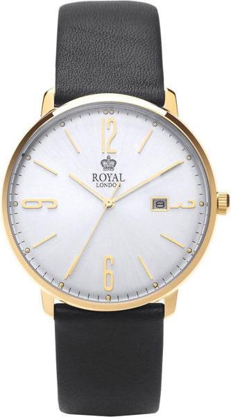 Мужские часы Royal London RL-41342-04 royal london royal london 90008 01 pocket