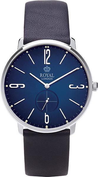 где купить Мужские часы Royal London RL-41343-03 дешево