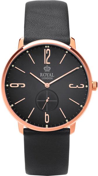 цена Мужские часы Royal London RL-41343-07 онлайн в 2017 году
