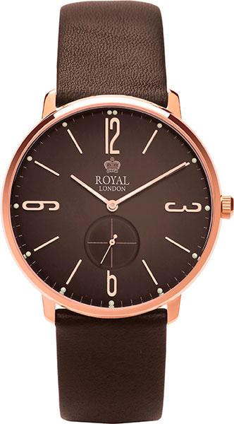где купить Мужские часы Royal London RL-41343-08 дешево