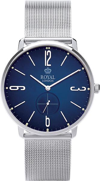 Мужские часы Royal London RL-41343-11 мужские часы royal london rl 41369 19