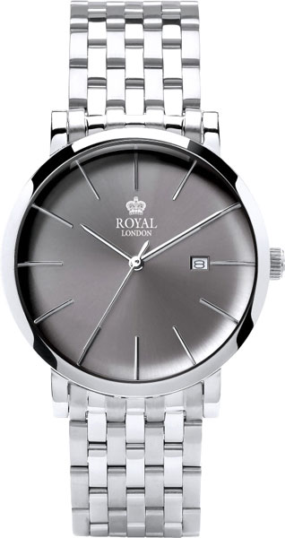 Мужские часы Royal London RL-41346-01 royal london rl 21210 01 royal london