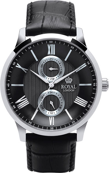 Мужские часы Royal London RL-41347-01 royal london rl 21210 01 royal london