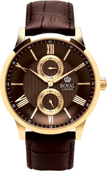Мужские часы Royal London RL-41347-03 royal london royal london 90008 01 pocket