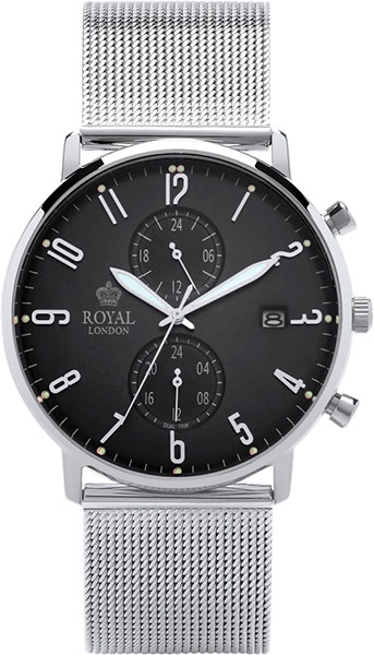 Мужские часы Royal London RL-41352-10 мужские часы royal london rl 41352 10