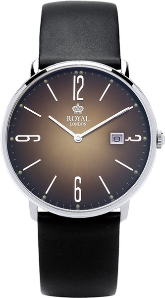 Мужские часы Royal London RL-41369-01 royal london rl 21210 01 royal london