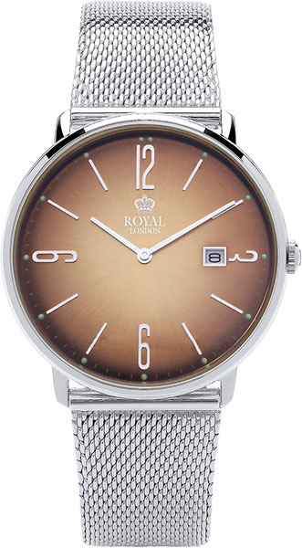 Мужские часы Royal London RL-41369-13 мужские часы royal london rl 41369 19