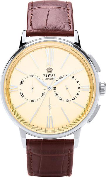 цена Мужские часы Royal London RL-41370-04 онлайн в 2017 году