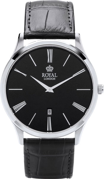 Мужские часы Royal London RL-41371-01 royal london rl 21210 01 royal london