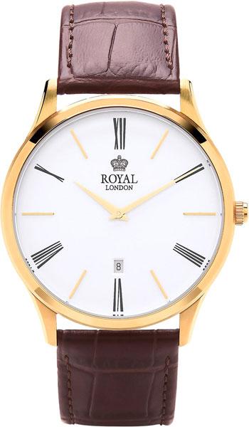Мужские часы Royal London RL-41371-03 royal london royal london 90008 01 pocket