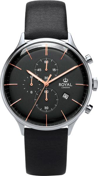 купить Мужские часы Royal London RL-41383-01 онлайн