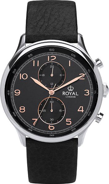 Мужские часы Royal London RL-41385-01 все цены