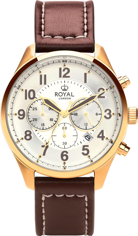 Мужские часы Royal London RL-41386-03