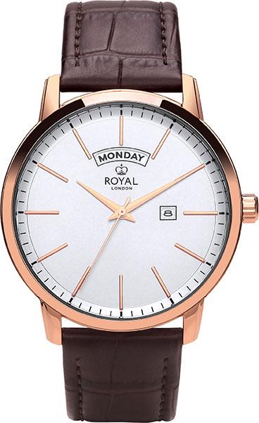 Мужские часы Royal London RL-41391-04 royal london royal london 90008 01 pocket
