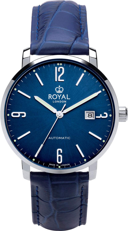 Мужские часы Royal London RL-41404-03 аксессуары для делового мужчины