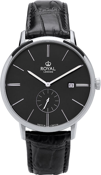 Мужские часы Royal London RL-41407-01 мужские часы royal london rl 41346 01
