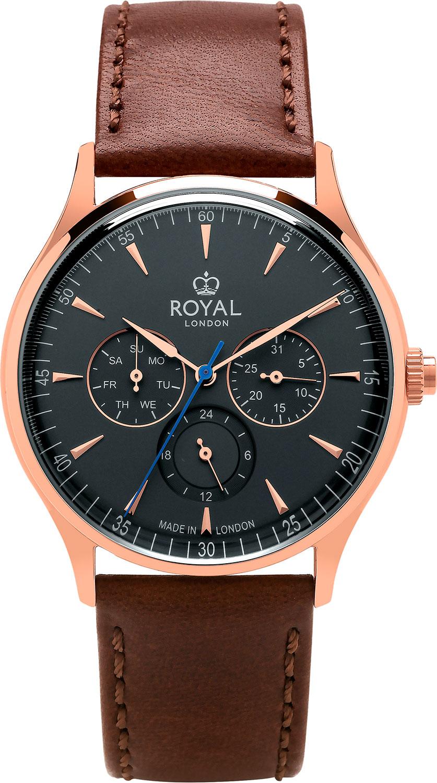 цена Мужские часы Royal London RL-41409-05 онлайн в 2017 году