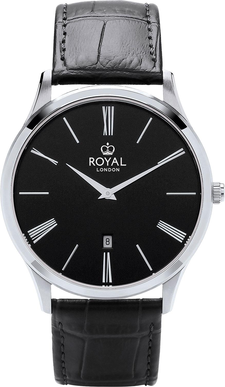 цена Мужские часы Royal London RL-41426-01 онлайн в 2017 году