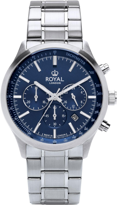 лучшая цена Мужские часы Royal London RL-41454-06
