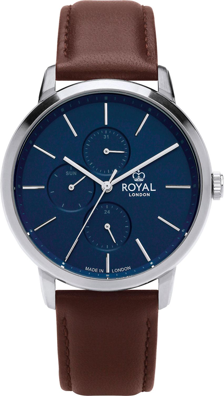 Мужские часы Royal London RL-41457-02 все цены