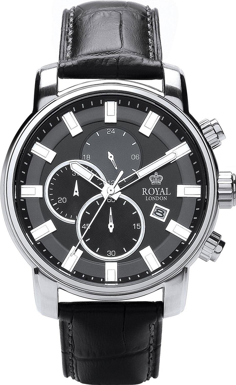 лучшая цена Мужские часы Royal London RL-41464-02