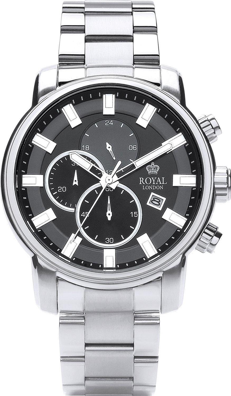 лучшая цена Мужские часы Royal London RL-41464-06