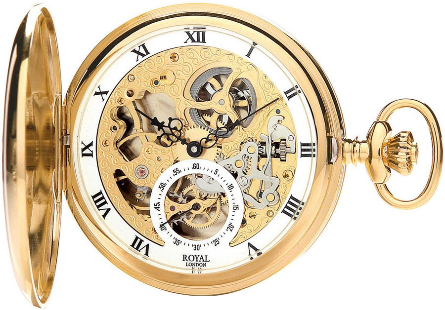 Мужские часы Royal London RL-90028-02 royal london royal london 90008 01 pocket