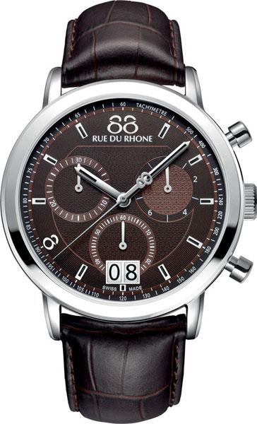 Мужские часы 88 Rue Du Rhone 87WA130022 аксессуар очки защитные truper t 10813