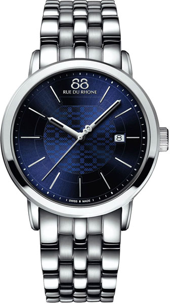 цена  Мужские часы 88 Rue Du Rhone 87WA140024  онлайн в 2017 году