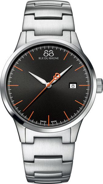 Мужские часы 88 Rue Du Rhone 87WA154103 rue du rhone 88 часы rue du rhone 88 87wa154103 коллекция rive