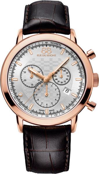 Мужские часы 88 Rue Du Rhone 87WA154208 цена 2016