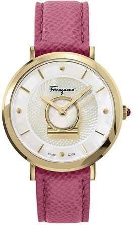 Женские часы в коллекции New Minuetto Женские часы Salvatore Ferragamo SF8200219 фото