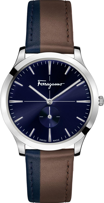 Мужские часы в коллекции Ferragamo Slim Мужские часы Salvatore Ferragamo SFDE00218 фото