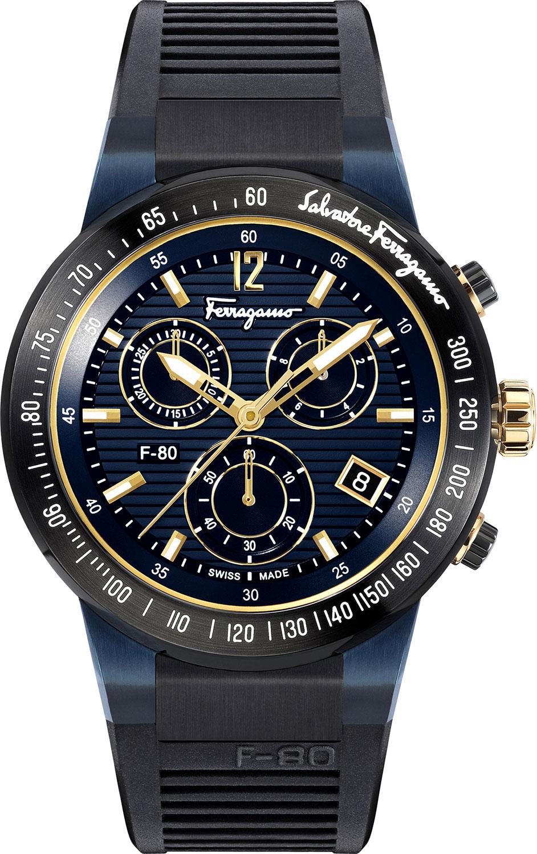 Мужские часы в коллекции F-80 Мужские часы Salvatore Ferragamo SFDL00218 фото