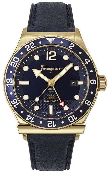 Мужские часы в коллекции Ferragamo 1898 Мужские часы Salvatore Ferragamo SFDU00219 фото