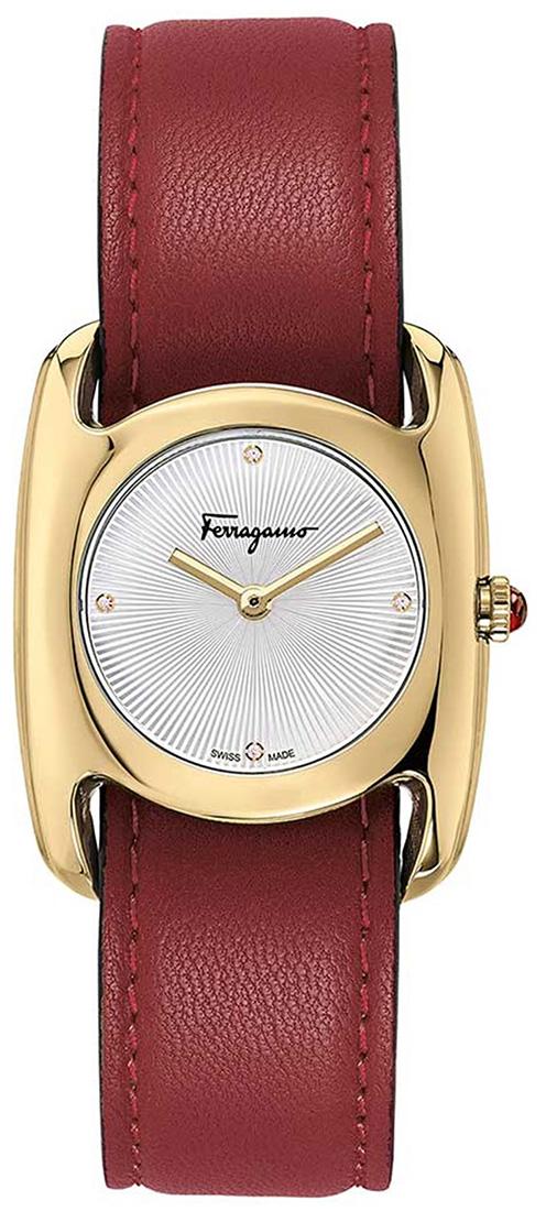 Женские часы в коллекции Vara Женские часы Salvatore Ferragamo SFEL00419 фото
