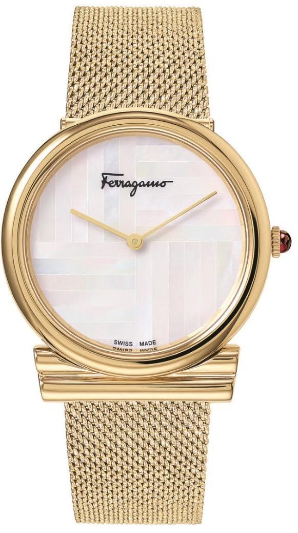 Женские часы в коллекции Gancini Slim Женские часы Salvatore Ferragamo SFIY00719 фото
